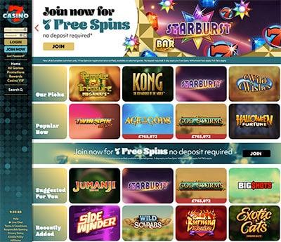 7 casino uk